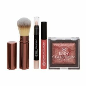 Body Collection England Vegan Makeup Set